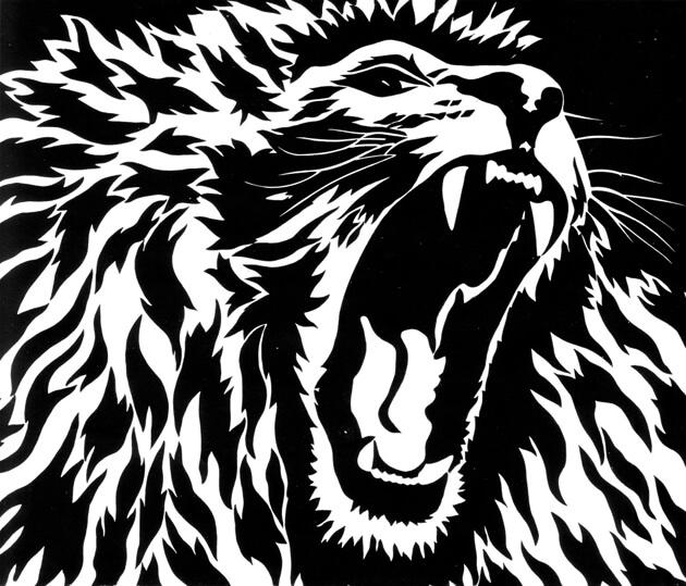 ライオンに勝負で勝つには……どうすればいいんだ?