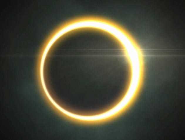 次の金環日食っていつだっけ?
