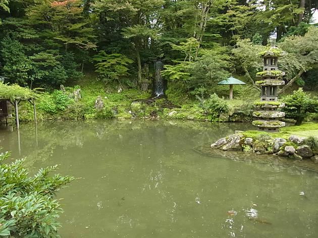 瓢池(ひさごいけ)