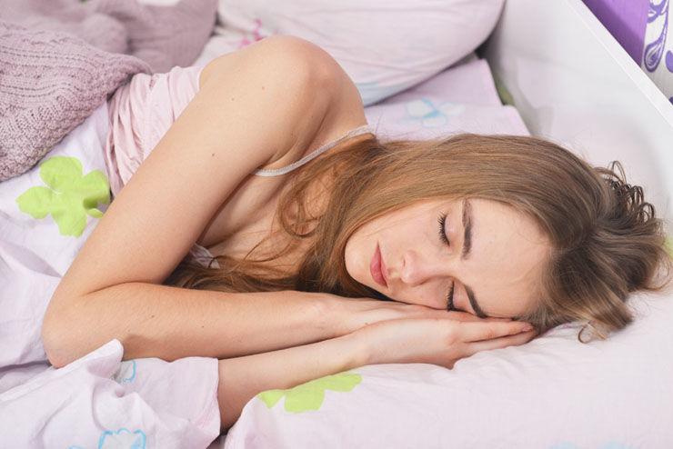 寝顔は誰でも天使と言いますな