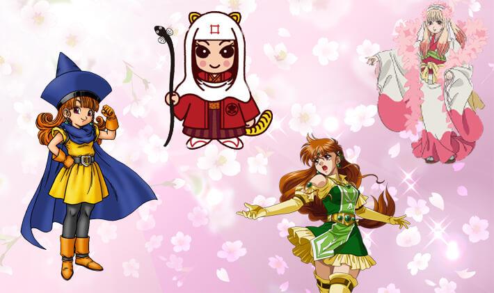 あなたはどのお姫様を選ぶ?