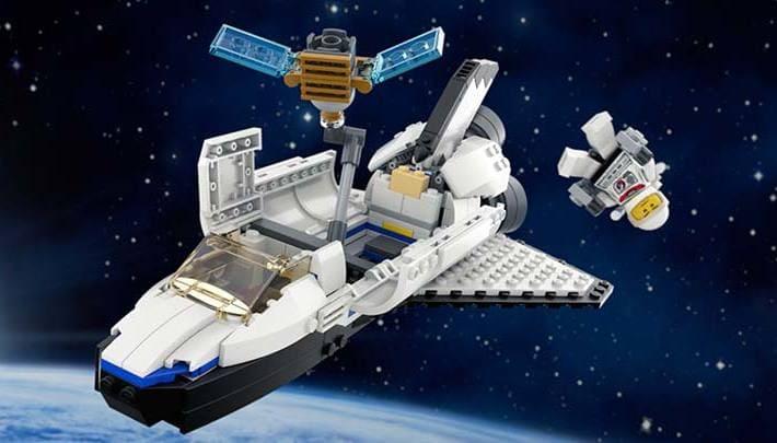 スペースシャトルの貨物室のことをペイロード・ベイと言うそうです